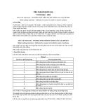 Tiêu chuẩn Quốc gia TCVN 5342:1991