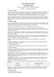 Tiêu chuẩn Việt Nam TCVN 7496:2005