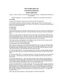 Tiêu chuẩn Quốc gia TCVN ISO/TS 10004:2011 - ISO/TS 10004:2010