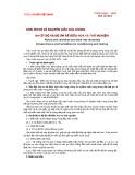 Tiêu chuẩn Quốc gia TCVN 5668:1993