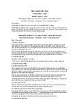 Tiêu chuẩn Việt Nam TCVN 7563-1:2005