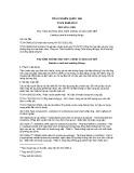 Tiêu chuẩn Quốc gia TCVN 9840:2013 - ISO 5251:1981