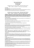 Tiêu chuẩn Quốc gia TCVN 10047:2013 - ISO 7229:1997