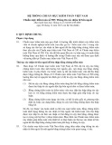 Hệ thống chuẩn mực kiểm toán Việt Nam - Chuẩn mực kiểm toán số 505: Thông tin xác nhận từ bên ngoài