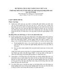 Hệ thống chuẩn mực kiểm toán Việt Nam - Chuẩn mực kiểm toán số 220: Kiểm soát chất lượng hoạt động kiểm toán báo cáo tài chính