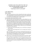 Hệ thống chuẩn mực kiểm toán Việt Nam - Chuẩn mực kiểm toán số 560: Các sự kiện phát sinh sau ngày kết thúc kỳ kế toán