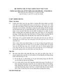 Hệ thống chuẩn mực kiểm toán Việt Nam - Chuẩn mực kiểm toán số 510: Kiểm toán năm đầu tiên - Số dư đầu kỳ