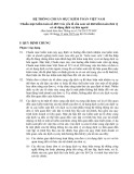 Hệ thống chuẩn mực kiểm toán Việt Nam - Chuẩn mực kiểm toán số 402: Các yếu tố cần xem xét khi kiểm toán đơn vị có sử dụng dịch vụ bên ngoài