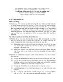 Hệ thống chuẩn mực kiểm toán Việt Nam - Chuẩn mực kiểm toán số 230: Tài liệu, hồ sơ kiểm toán