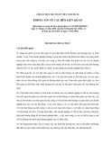 Hệ thống chuẩn mực kế toán Việt Nam số 26: Thông tin về các bên liên quan