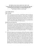 Hệ thống chuẩn mực kiểm toán Việt Nam - Chuẩn mực kiểm toán số 540: Kiểm toán các ước tính kế toán