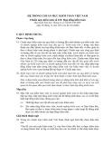 Hệ thống chuẩn mực kiểm toán Việt Nam - Chuẩn mực kiểm toán số 210: Hợp đồng kiểm toán