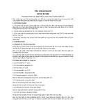 Tiêu chuẩn ngành 64 TCN 96:1996