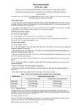 Tiêu chuẩn ngành 10 TCN 340:2006