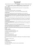 Tiêu chuẩn ngành 10 TCN 590:2004