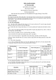 Tiêu chuẩn ngành 10 TCN 311:2003