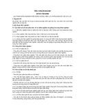 Tiêu chuẩn ngành 10 TCN 766:2006