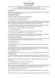 Tiêu chuẩn ngành 10 TCN 216:2003