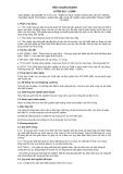 Tiêu chuẩn Quốc gia 10 TCN 919–1:2006