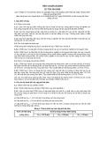 Tiêu chuẩn ngành 22 TCN 334:2006