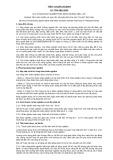 Tiêu chuẩn ngành 10 TCN 580:2003