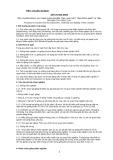 Tiêu chuẩn ngành 10 TCN 554:2002