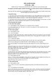Tiêu chuẩn ngành 10 TCN 691:2006