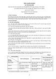 Tiêu chuẩn ngành 10 TCN 551:2003