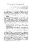 Phân tích và dự báo các xu hướng nghiên cứu chính về lĩnh vực Thư viện số trên thế giới