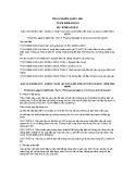 Tiêu chuẩn Quốc gia TCVN 9888-3:2013 - IEC 62305-3:2010