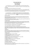 Tiêu chuẩn Quốc gia TCVN 10453:2014 - ISO 17074:2006