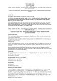 Quy chuẩn Quốc gia TCVN 5924:1995 - ISO 4741:1984
