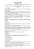 Tiêu chuẩn Việt Nam TCVN 6415-6:2005