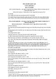 Tiêu chuẩn Quốc gia TCVN 10023:2013 - ISO 27105:2009
