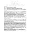 Tiêu chuẩn Quốc gia TCVN ISO 14001:2010 - ISO 14001:2004