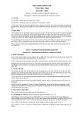 Tiêu chuẩn Quốc gia TCVN 7059:2009 - ISO 9129:2008