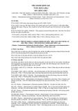 Tiêu chuẩn Quốc gia TCVN 10102-1:2013 - ISO 11833-1:2012
