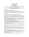 Tiêu chuẩn Quốc gia TCVN 6627-3:2010 - IEC 60034-3:2007