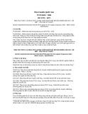 Tiêu chuẩn Quốc gia TCVN 6043:1995