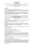 Quy chuẩn Quốc gia TCVN 5925:1995 - ISO 4744:1984