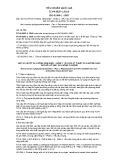 Tiêu chuẩn Quốc gia TCVN 8333-1:2010 - ISO 81060-1:2007