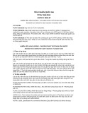 Tiêu chuẩn Quốc gia TCVN 7169:2010 - ASTM D 1094-07