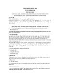 Tiêu chuẩn Quốc gia TCVN 10694:2015 - EN 1141:1994