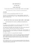 Tiêu chuẩn Việt Nam TCVN 5958:1995 - ISO/IEC GUIDE 25:1990