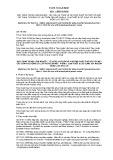 Tiêu chuẩn Quốc gia TCVN 7015-2:2002 - ISO 11680-2:2000
