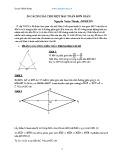 20 cách giải cho một bài toán đơn giản