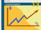 Lecture Introduction to financial accounting - Chapter 13: Financial analysis