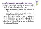Bài giảng Hệ thống viễn thông: Chương 4 (phần 2) - Nguyễn Tâm Hiền