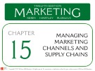 Lecture Marketing (12/e): Chapter 15 – Kerin, Hartley, Rudelius
