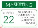 Lecture Marketing (12/e): Chapter 22 – Kerin, Hartley, Rudelius